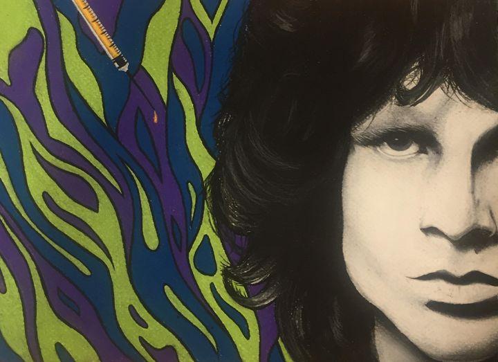 Jim Morrison - OfMyMindCo