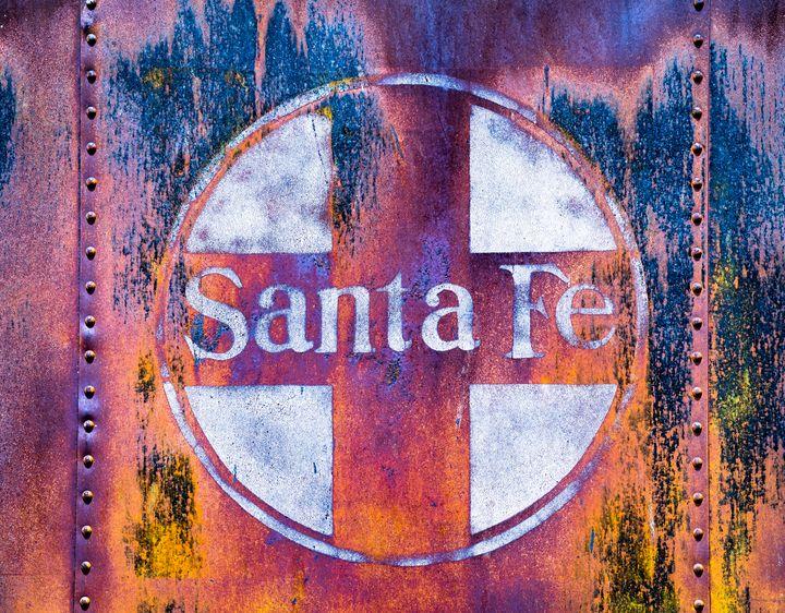 Santa Fe Railroad - Lou Novick