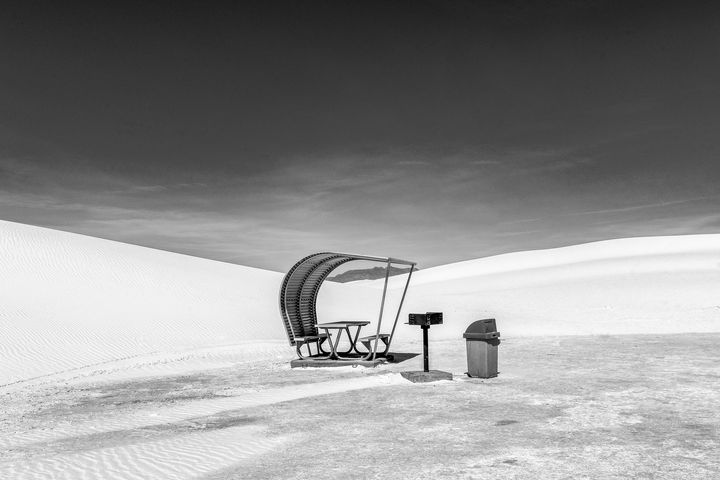 White Sands National Monument #8 - Lou Novick