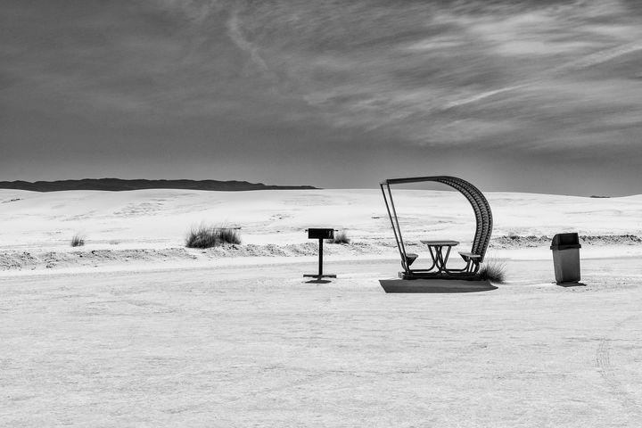 White Sands National Monument #9 - Lou Novick