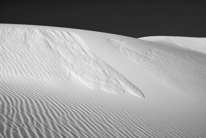 White Sands National Monument #2 - Lou Novick