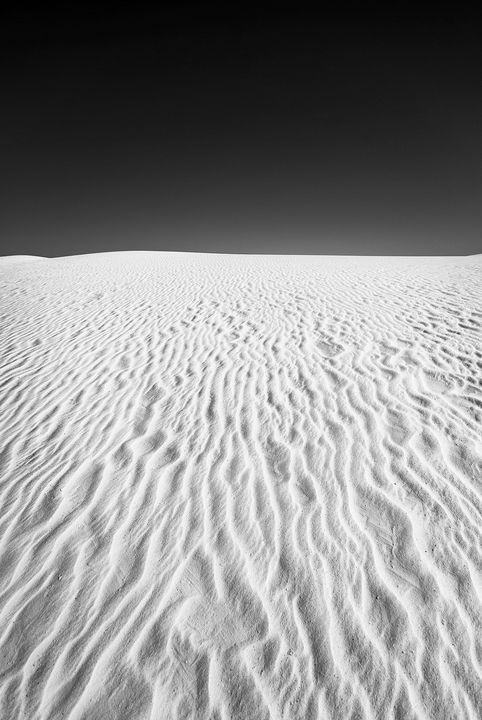 White Sands National Monument #3 - Lou Novick