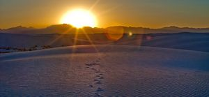 White Sands National Monument #6