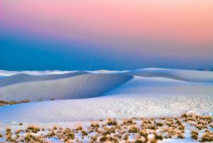White Sands National Monument #7