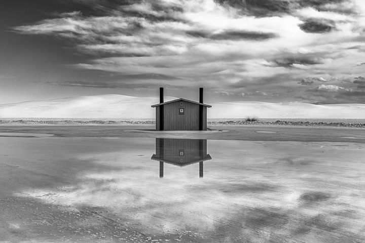 White Sands National Park #11 - Lou Novick