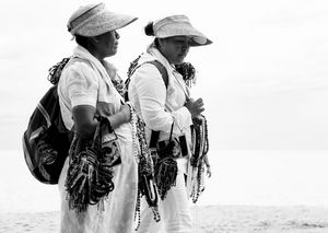 Los Muertos Beach Sellers