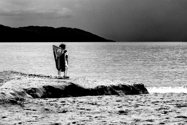 Mexican Beach Sellers - Amy Lynn Grover