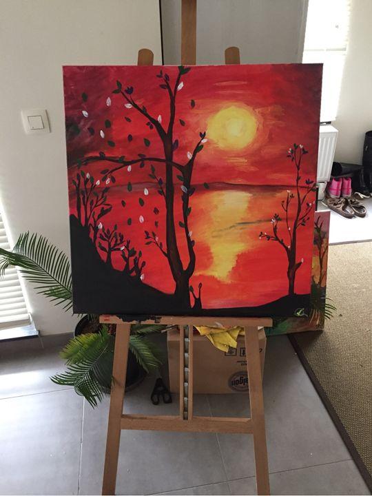 Chilling with sun - Natalia Samko