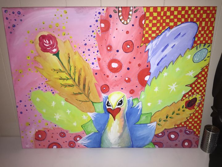 Peacock - Natalia Samko