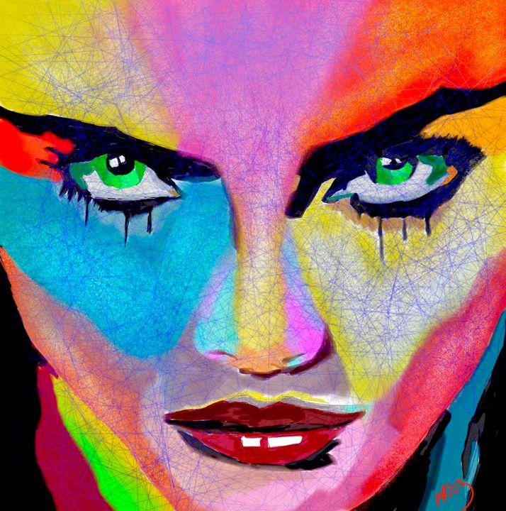 Rhapsody of Colour - Artz For Artz Sake