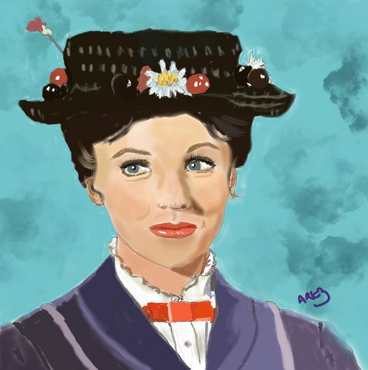 Mary Poppins - Artz For Artz Sake