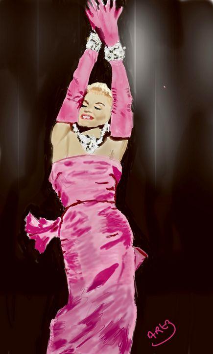 Marilyn - Artz For Artz Sake