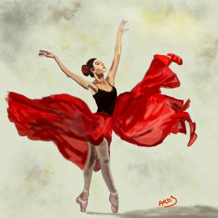 Freedom of Dance - Artz For Artz Sake