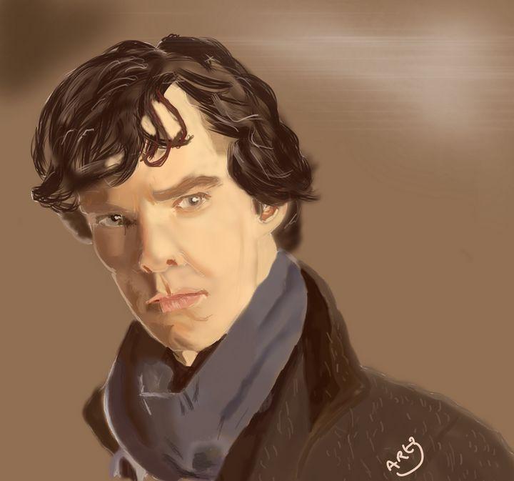 Sherlock - Artz For Artz Sake
