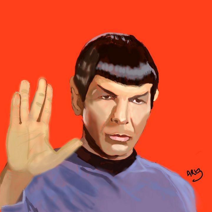 Spock - Artz For Artz Sake