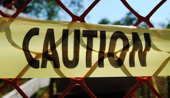 Caution - Samantha Black