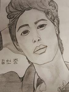 Kim Hyun Joong - Eboni Lobley Artistry