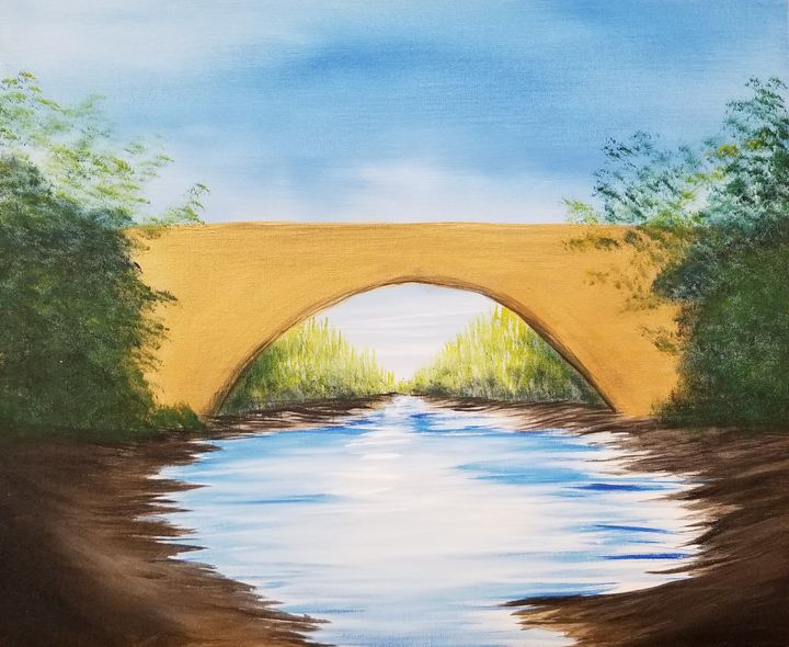 The Bridge - The AM Art Gallery
