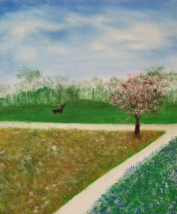 Roads - The AM Art Gallery