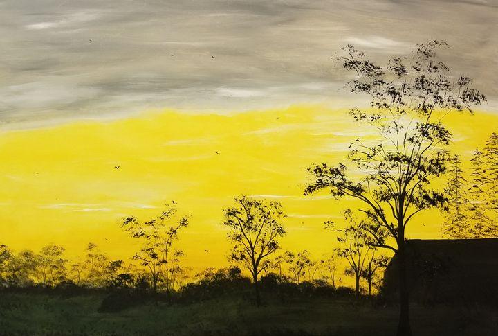 Sun Shine - The AM Art Gallery