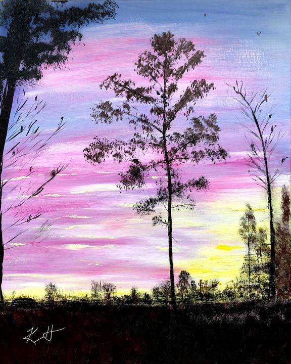 Morning Glory - The AM Art Gallery