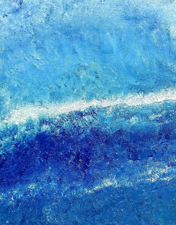 Deep Seas - The AM Art Gallery