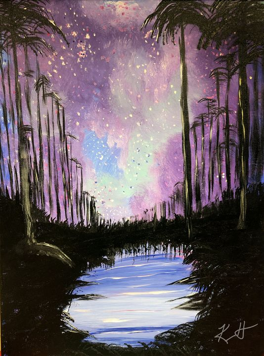 Purple Haze - The AM Art Gallery