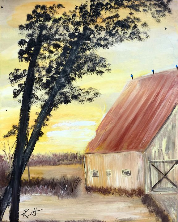 The Morning Breeze - The AM Art Gallery