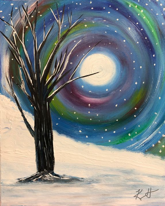 Winter Solstice - The AM Art Gallery