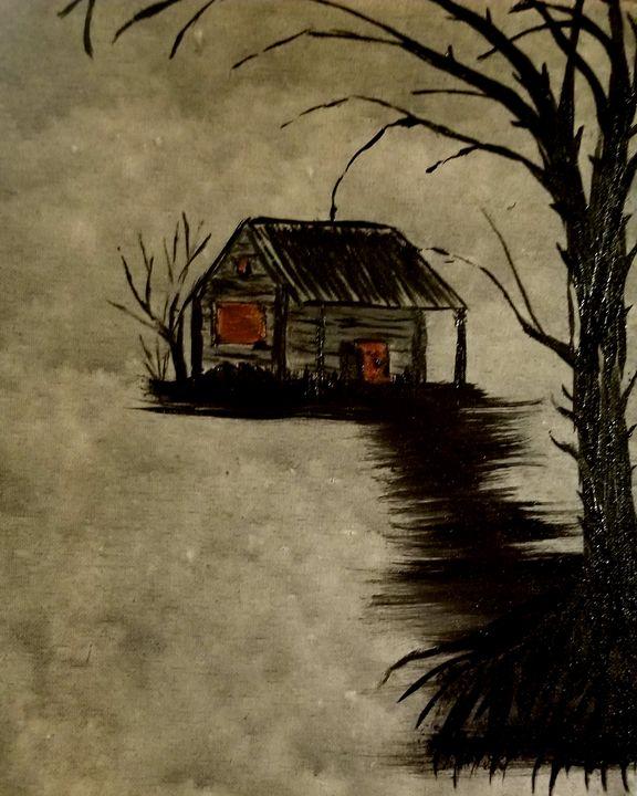 Spooky - The AM Art Gallery