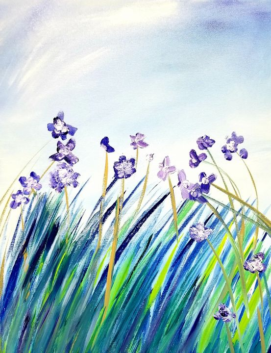 Flowers - The AM Art Gallery
