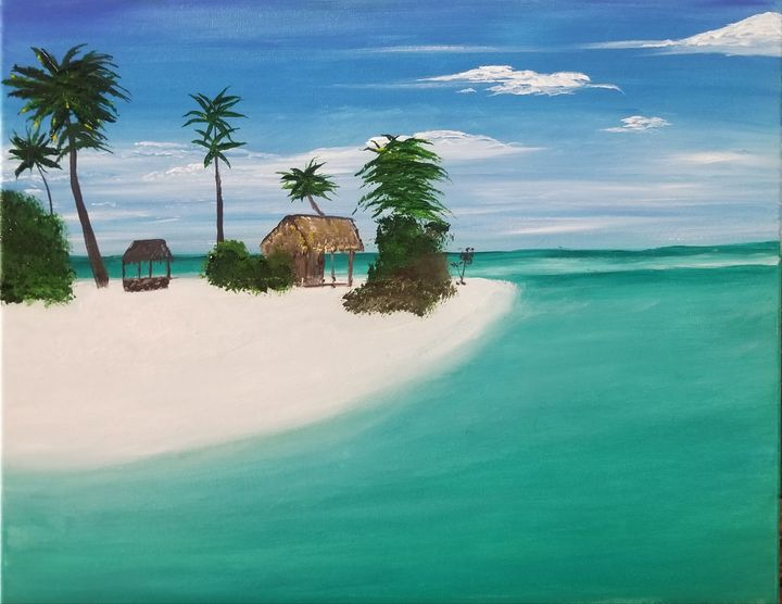 The Island - The AM Art Gallery