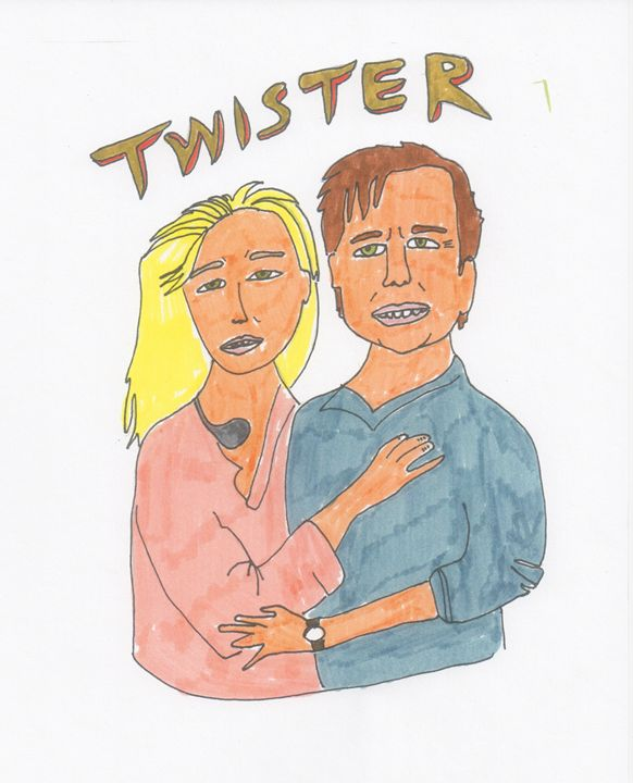 Twister - Just Katie