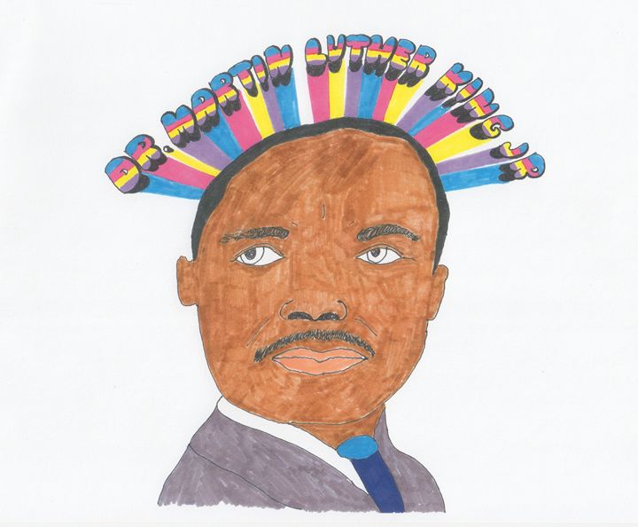 Dr. Martin Luther King JR. - Just Katie