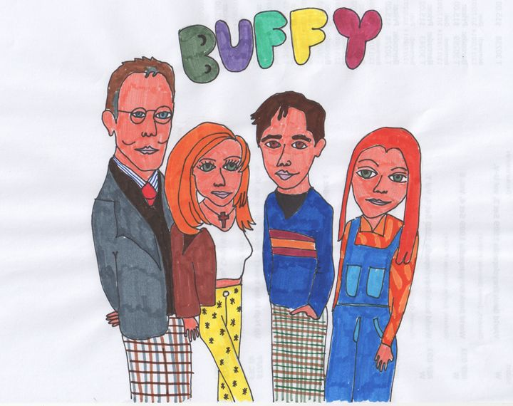 Buffy - Just Katie
