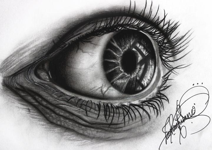 The Eye - Zeeshan K Ansari