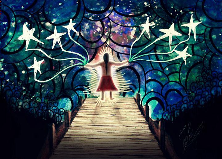 Lost stars - Zeeshan K Ansari