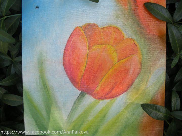 Flower - Anna Palkova