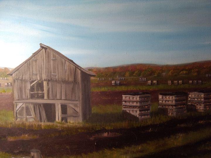 Pine Island Harvest - Arte Nuovo