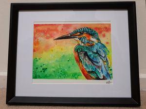 Kingfisher - Saikatart