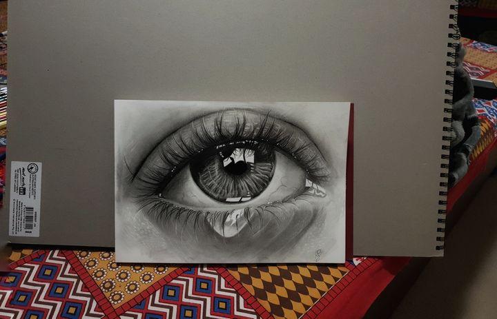 Eye - Saikatart