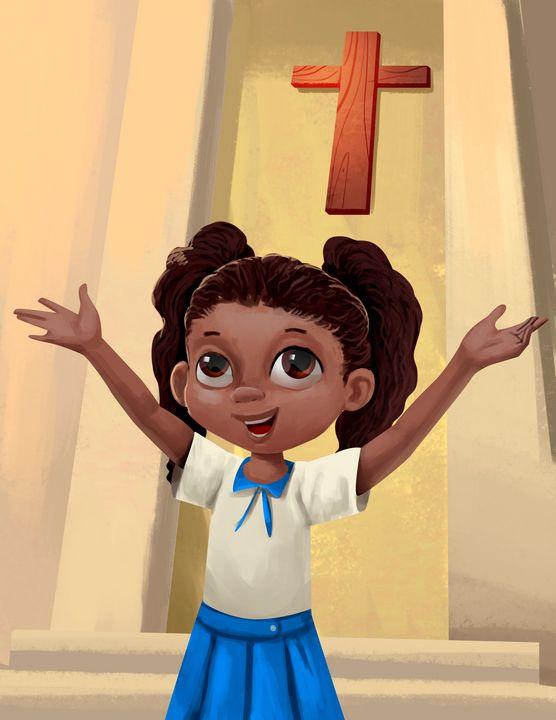 I know Jesus loves Me! - Poteet!
