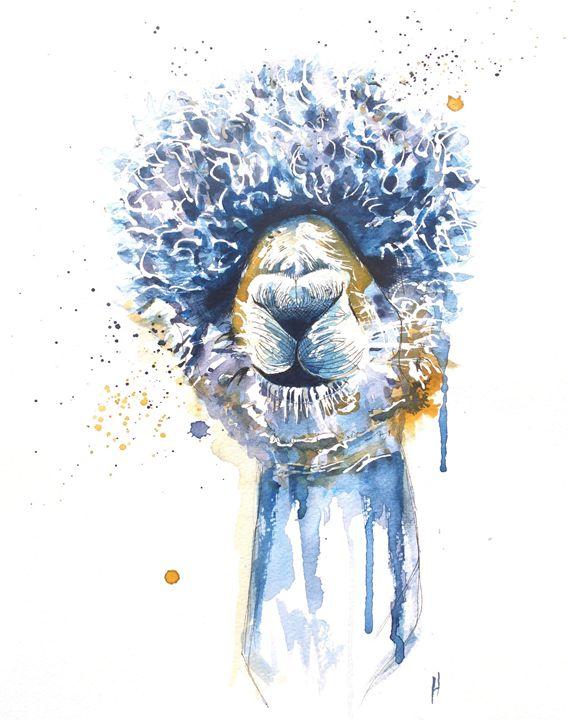 Happy Alpaca - hArtandThings