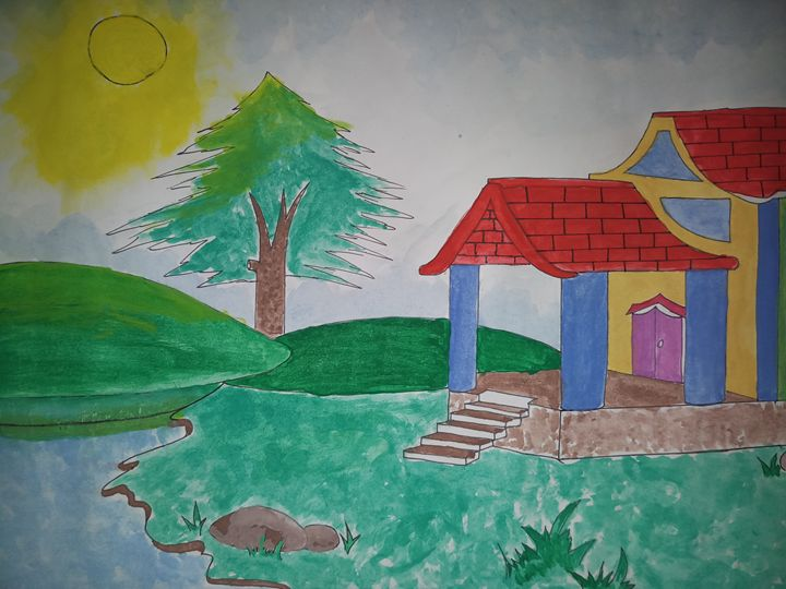 Sweet home - ABHISHEK TIWARI