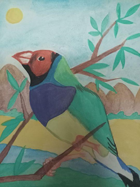 Bird - ABHISHEK TIWARI
