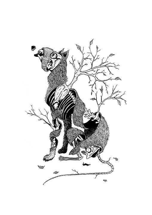 cat plant - erto arts