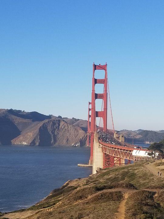 Golden Gate Bridge - Katheryn's Photography