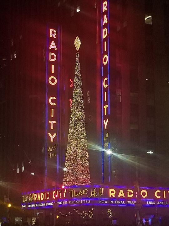 Radio City Music Hall - Katheryn's Photography