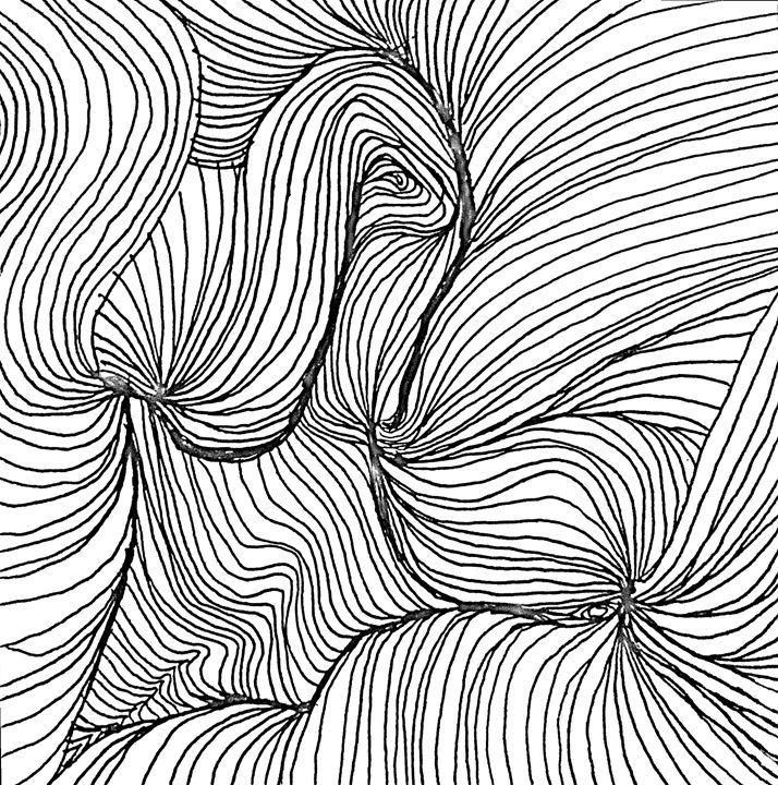 Tangled hair - Billy Newbauer