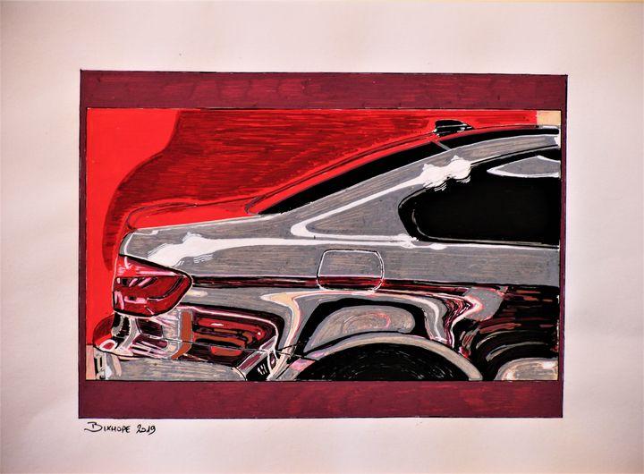 BMW M3 CHROMATIC - bixhope_Art